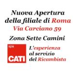Nuova Filiale Roma