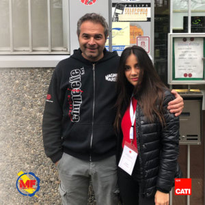 Elettrica Emmeeffe ricambi Tour Promoter Cati