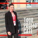 Tour Promoter Cati