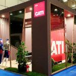 stand CATI Autopromotec