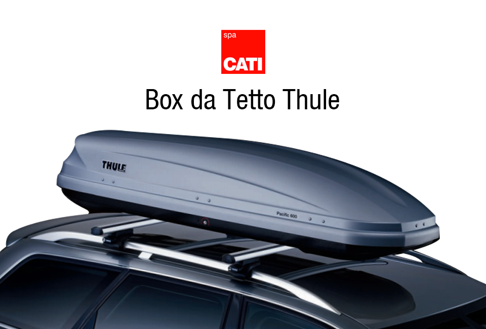 box tetto auto thule